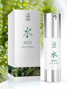 MIZU night cream lambre Крем Мизу Ламбре